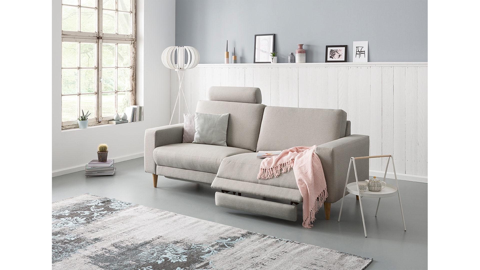 Möbel Bernskötter Mülheim Zweisitzer Sofa Mit Funktion