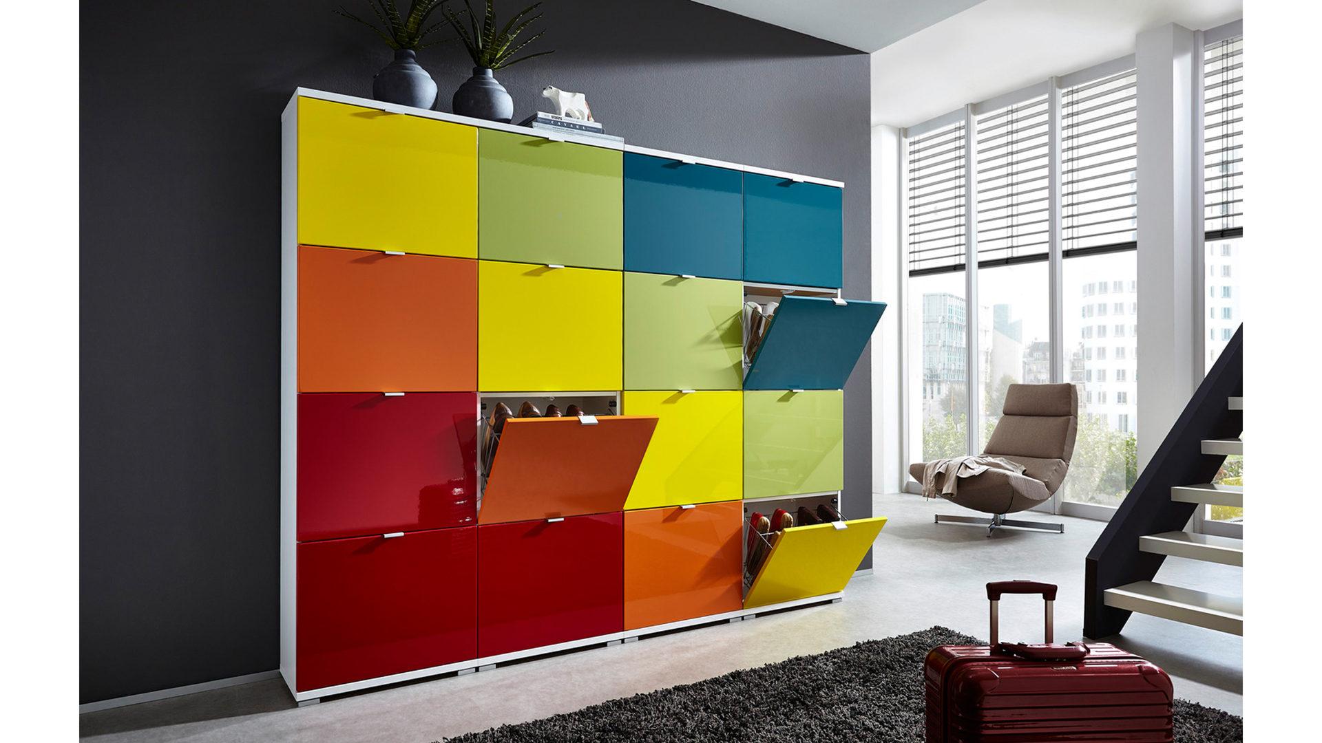 Bunte Möbel möbel bernskötter mülheim räume wohnzimmer kommoden sideboards