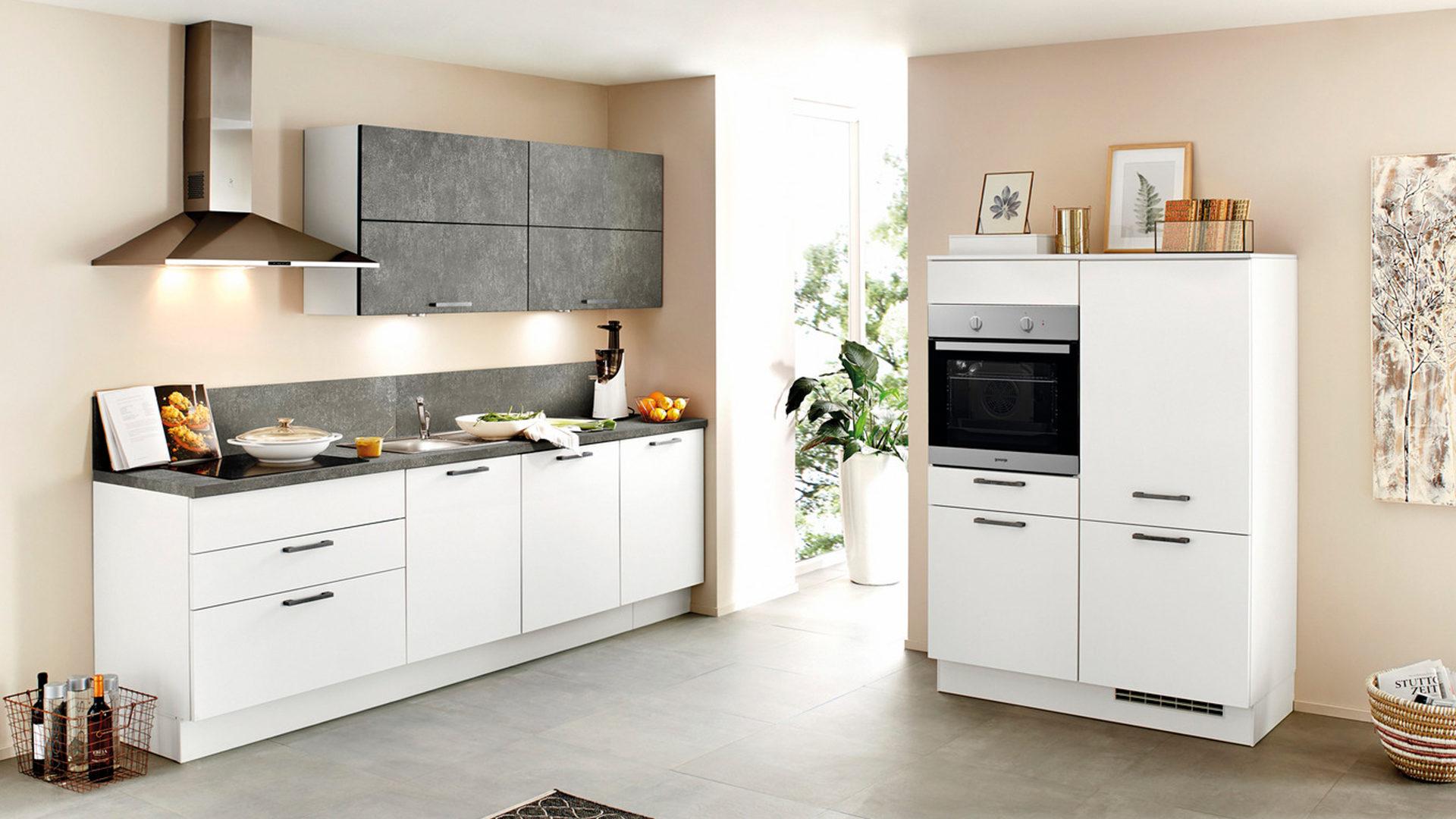 Einbauküchen mit elektrogeräten  Möbel Bernskötter Mülheim, Möbel A-Z, Küchen, Einbauküche ...