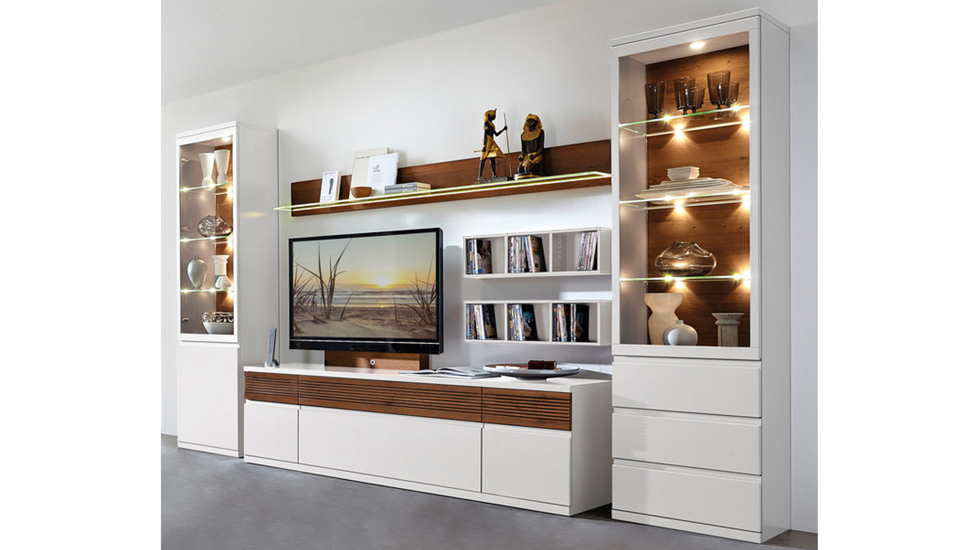Mobel Bernskotter Mulheim Interliving Wohnzimmer Sideboards