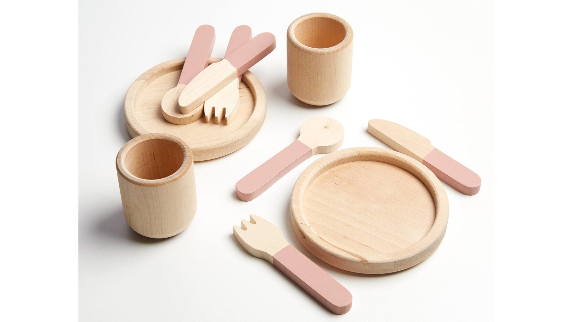 Ausgezeichnet Holz Kinder Küche Set Galerie - Küchen Ideen Modern ...