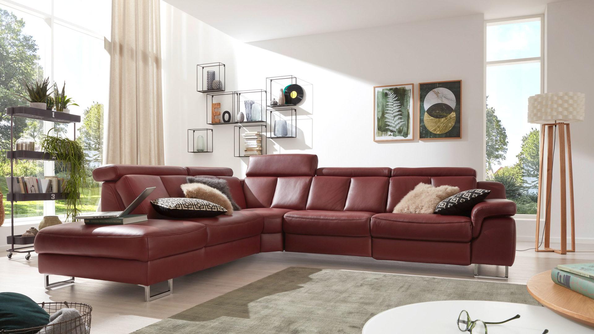 Möbel Bernskötter GmbH, Räume, Wohnzimmer, Sofas + Couches ...