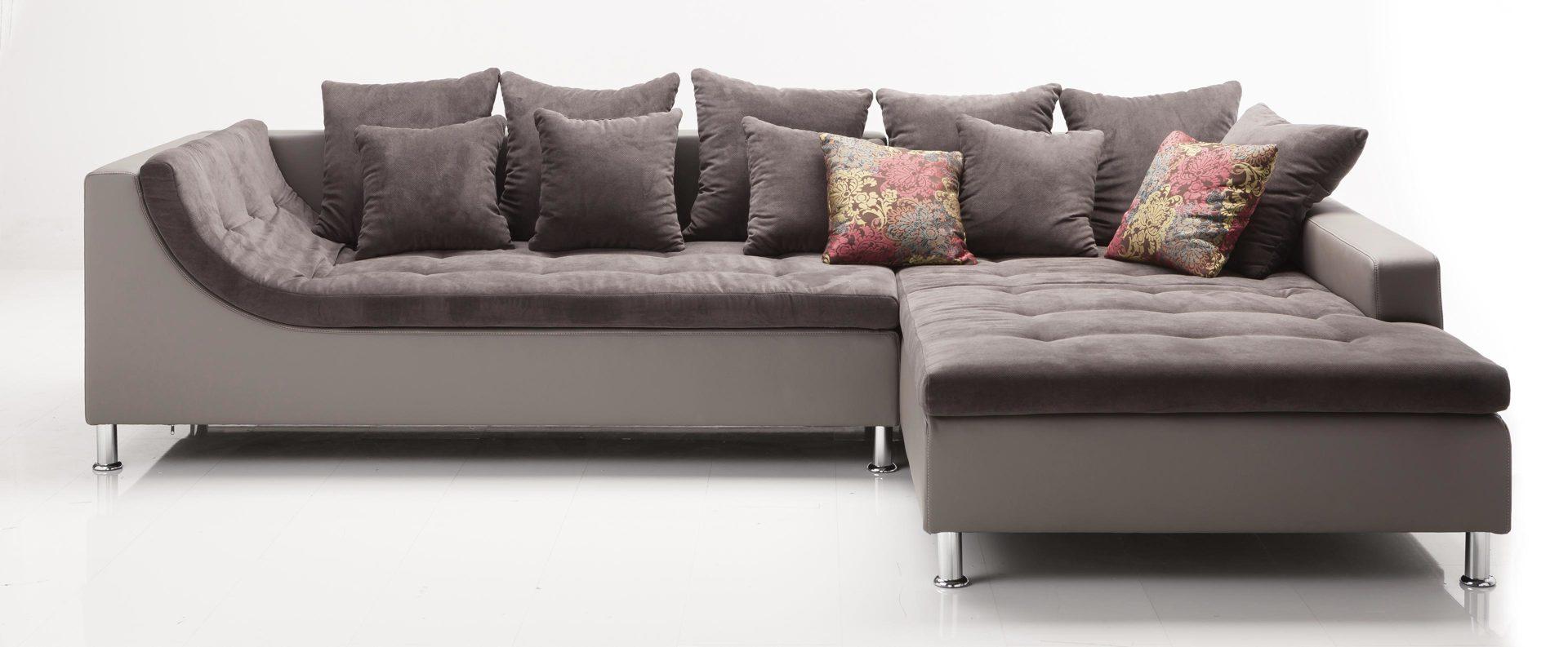Sofa modern braun  Möbel Bernskötter Mülheim | Möbel A-Z | Couches + Sofas | Ecksofas ...