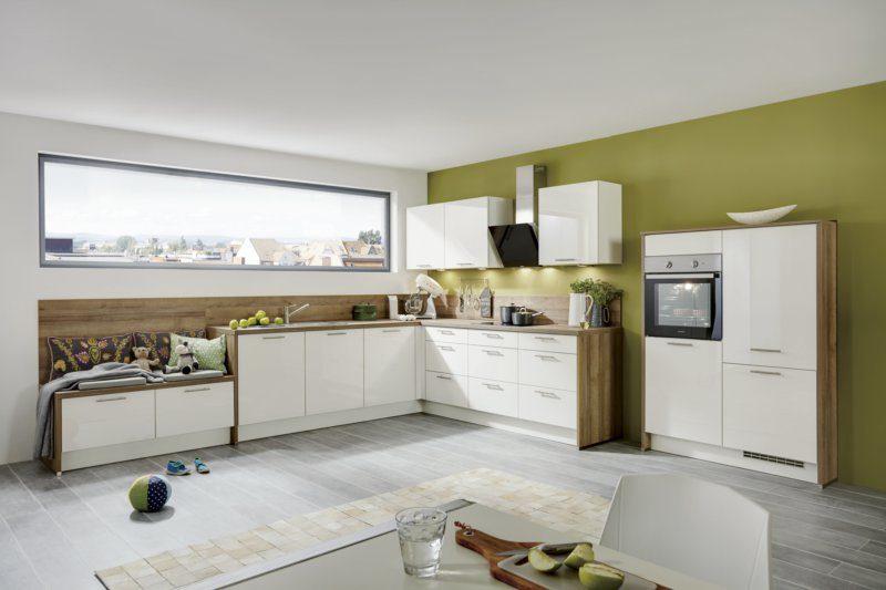 Einbauküche Mit Siemens Elektrogeräten Möbel Bernskötter